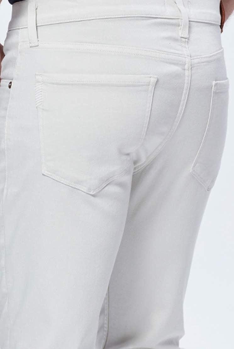 Paige Mens Jean Lennox Coconut Milk Slim Jeans M653799 7030