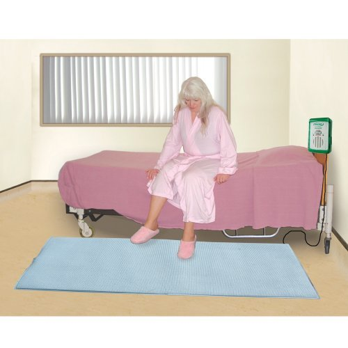 Floor Mat Exit Alarm for Elderly Fall Prevention & Anti-Wandering - Economy System