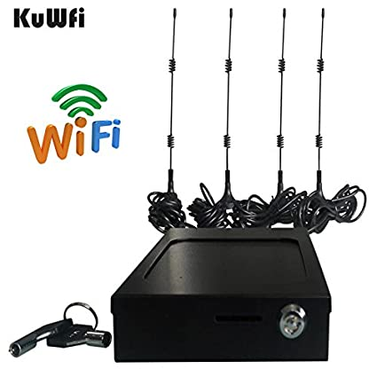 Amazon Com Kuwfi Vehicle 4g Lte Car Bus Carrier Router Openwrt