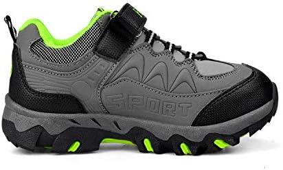 41e5zUmz90L. AC Biacolum Boys Girls Shoes Outdoor Hiking Waterproof Kids Sneaker    Product Description