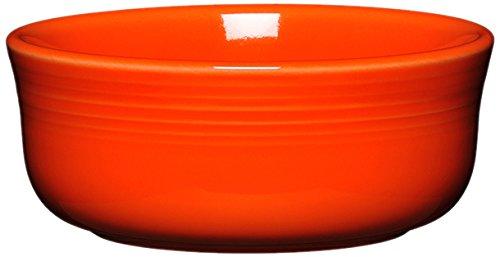 18 Oz Chowder Bowl - Fiesta Chowder Bowl, 18-Ounce, Poppy