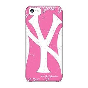 Cute Appearance Cover/tpu QKo2120GVwU New York Yankees Case for iphone 6 plus 5.5
