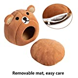 Hollypet Warm Small Pet Animals Bed Dutch Pig