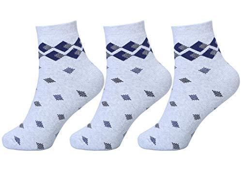 FABdon Men  amp; Women Ankle Length Socks  Multi Colore