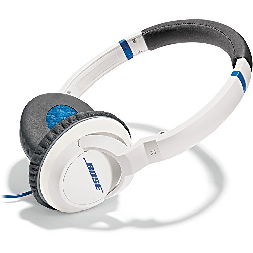 Bose SoundTrue Headphones On-Ear Style White
