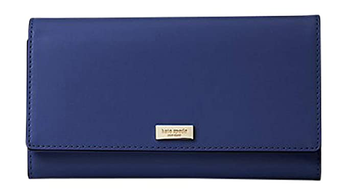fb356c321f74 KATE SPADE ALEXANDER AVENUE SMOOTH PHOENIX WALLET FRENCH NAVY at ...