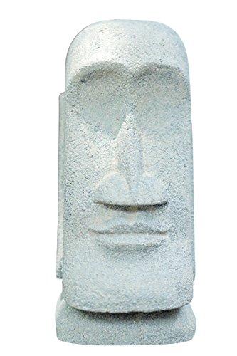 Fst Stone (Moai Rapa Nui Easter Island Replica/Replication Statue Garden Décor- x-Small)