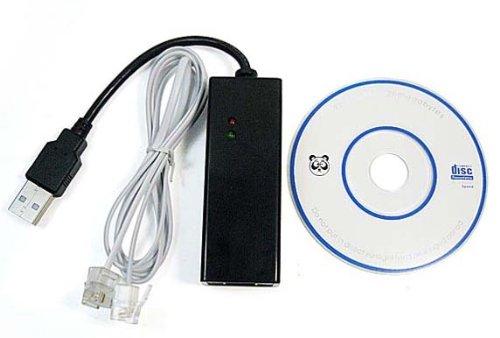 Importer520 USB 56K External Fax Data Modem by Importer520