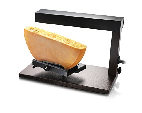 (Boska Holland Raclette Demi, For Half Cheese Wheel, Iron Lamp, Pro Collection)