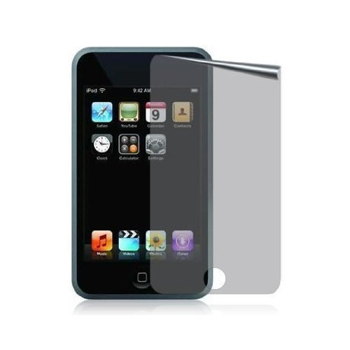 - 5 PACK LCD Screen Protector for Apple iPod Touch 2nd Generation