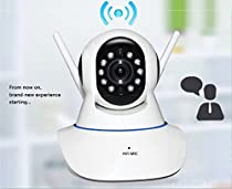 360 Panoramic Desk Wall Ceiling Full View Network Wireless Day Night IR IP Intercom Webcam CCTV Camera Security System with WiFi Hotspot Connection Remote Control mechanism