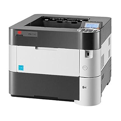 Olivetti PG l2150 Impresora láser: Amazon.es: Oficina y papelería