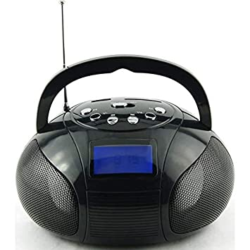 MOSQUITO RADIO recargable Radio FM portátil con conectividad ...
