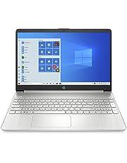 HP 15-inch Laptop, 11th Generation Intel Core i5-1135G7, Intel Iris Xe Graphics, 8 GB RAM, 256 GB SSD, Windows 11 Home (15-dy2024nr, Natural silver)
