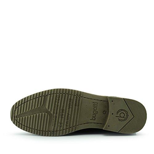 Boots Boots Caviglia Mens in Brogue Pelle Nuovo Marrone Marrone Marrone Smart Formale g405xqw