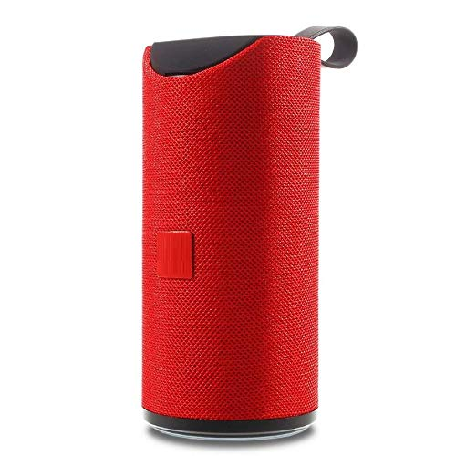 Praxan RT001 Portable Big Bass Wireless Bluetooth Speaker with Fm/USB & Sd Card Support (Assorted Colour)