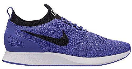 Nike Men's Air Zoom Mariah Flyknit Racer (8 M US, Persian Violet/Black/White) -