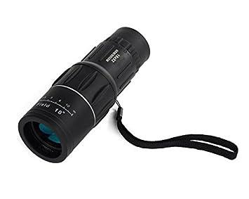 Foriji dual focus monocular telescope monocular scope with