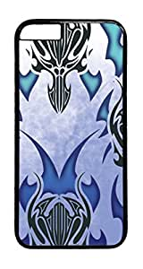 Tribal Ritual PC Case Cover for iphone 6 Plus 5.5inch - Black