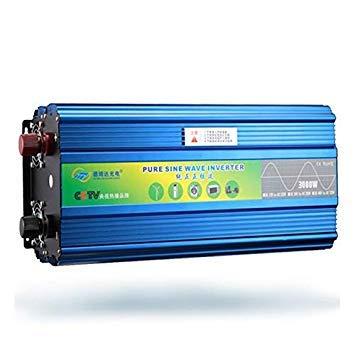 Price dc to ac Stackable Inverter Pure sine Wave 3000w 12v 230v car