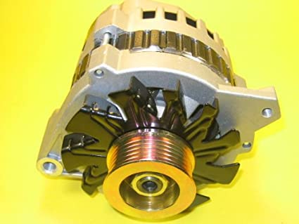 Amazoncom Chevy Gmc Truck Van 105 Amp Output Alternator For 8793
