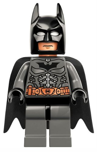 Lego Batman Dark Knight Minifigure (Dark Knight Lego)