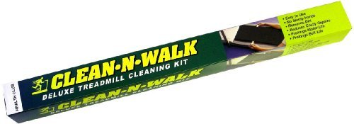 - NordicFitnessTrack Health Club DELUXE Treadmill CLEANING Clean & Walk ~ Run KIT Save on Repairs !