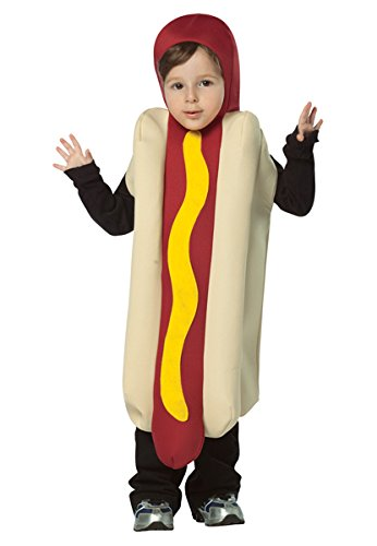 Childrens Dog Costumes (Rasta Imposta Hot Dog Childrens Costume,)