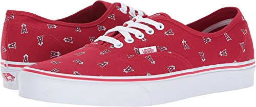 Authentic Anaheim Red Angels Vans Mlb vq4x1