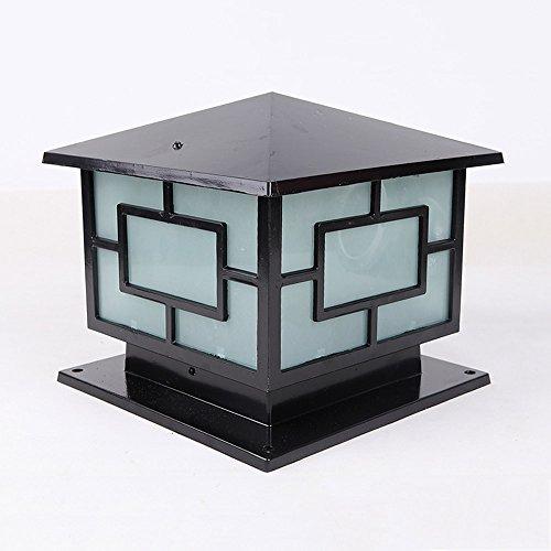 Industrial Outdoor Lamp Posts in Florida - 3