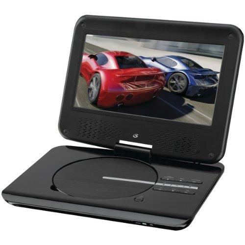 GPXPD931B - GPX PD931B 9 Portable DVD Player