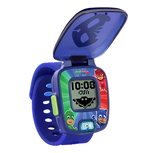 VTech PJ Masks Super Catboy Learning Watch, Blue ()