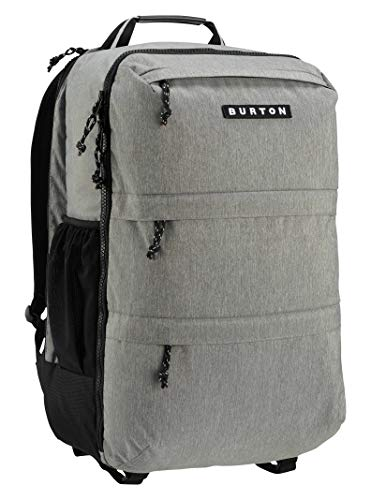 Burton Traverse Backpack, Grey Heather, One Size