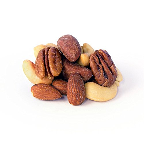 Deluxe Mixed Nuts Bulk 25lb by In-Room Plus, Inc.