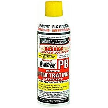 B'laster 16-PB Penetrating Catalyst - 11-Ounces