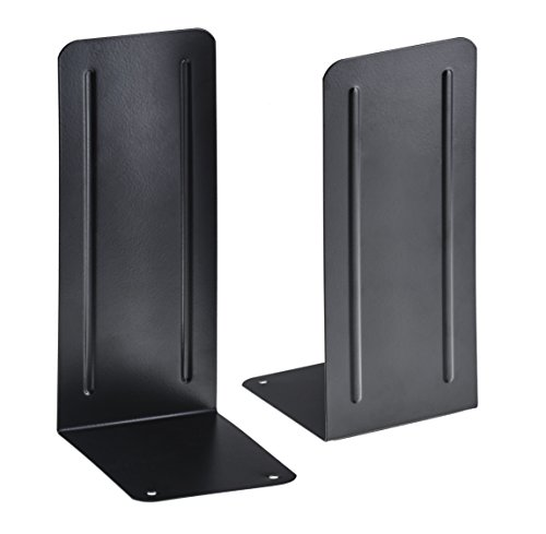 (Acrimet Jumbo Premium Metal Bookends 9