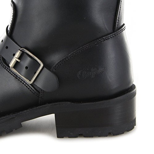 FB 1808 Black uomo Fashion Stivali nero Black Boots prwnAEqp