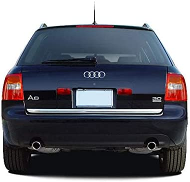 short All Styles of Antennas Mast Roof Power Radio AM//FM for AUDI A6 S6 ALLROAD AVANT RS6 1995 1996 1997 1998 1999 2000 2001 2002 2003 2004 2005 95-05 Black Bullet design: 30 caliber 4.25 inch