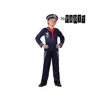 Disfraz para Niños Th3 Party Marinero: Amazon.es: Ropa y accesorios