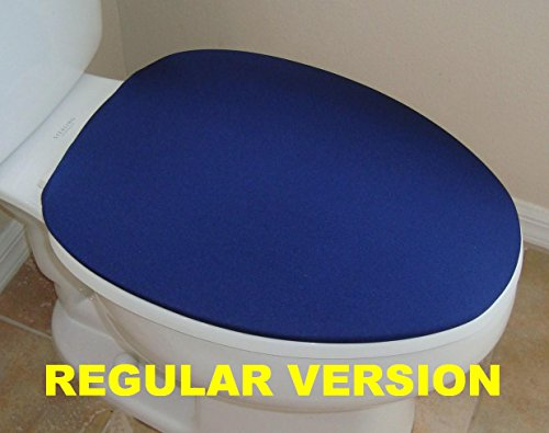Buy fabric toilet seat cover