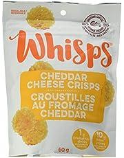 WHISPS Cheddar Cheese Crisps, Cheddar, 60 Grams