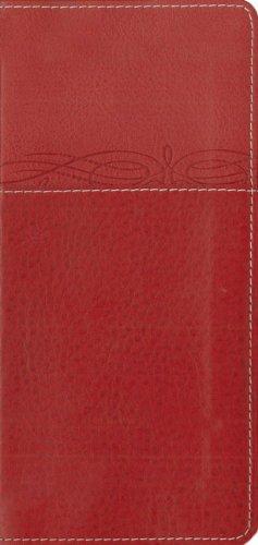 (NIV Trimline Bible, Italian Duo-tone, Cherry/Cherry 1984)