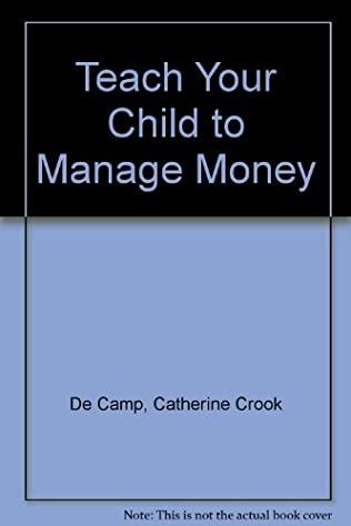 book cover of Teach Your Child to Manage Money