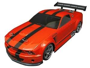 Carrocería Onroad RC 1:10 Ford Mustang GTR sin pintura + Envío gratis !! Diversos modelos con licencia eligible