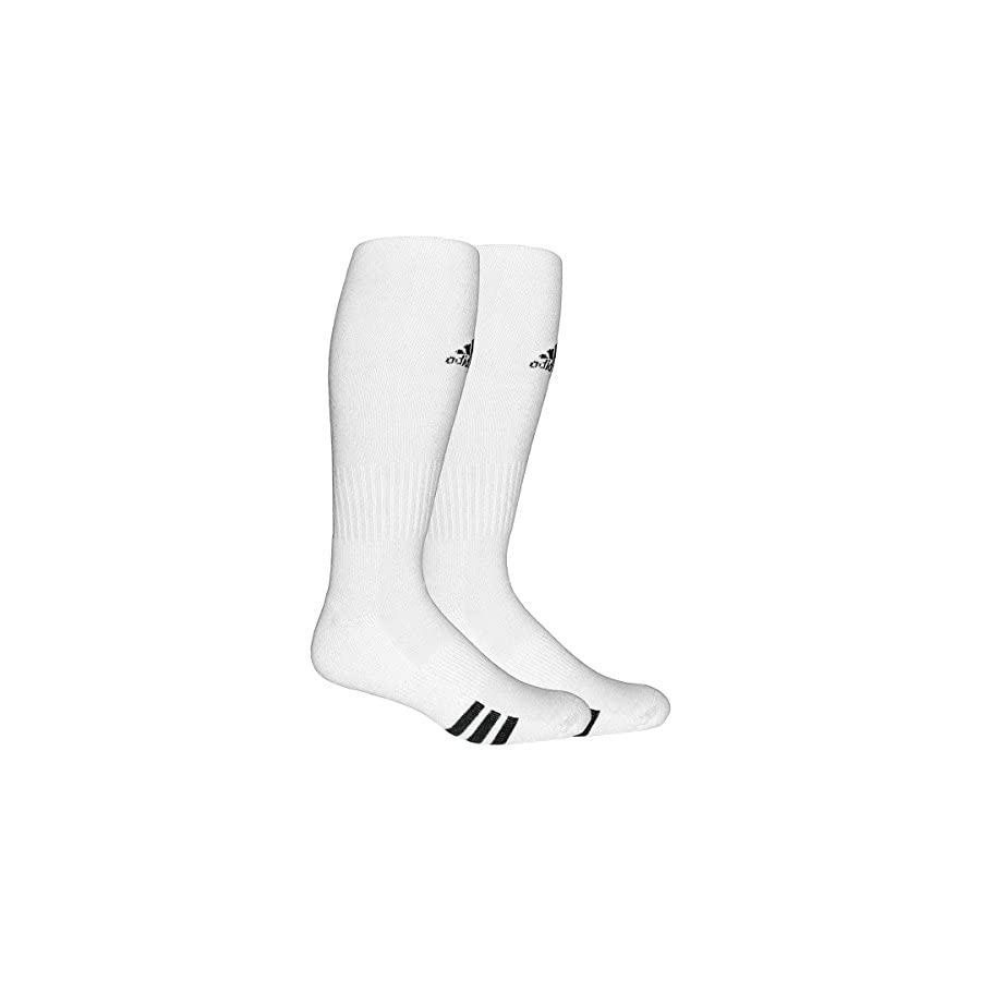 adidas Rivalry Soccer OTC Socks (2 Pack)