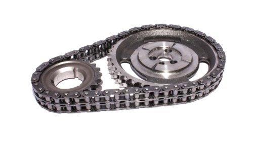 COMP Cams 2136 Magnum Double Roller Timing Set for Small Block Chevrolet with factory roller cam