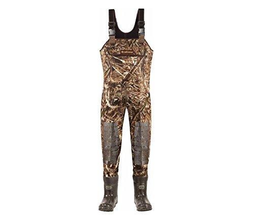 Lacrosse Super Brush Tuff 1200G Insulated Wader - Men's Realtree Max-5 12 M - Lacrosse Waders