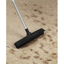 SupaHome Rubber Bristled Broom