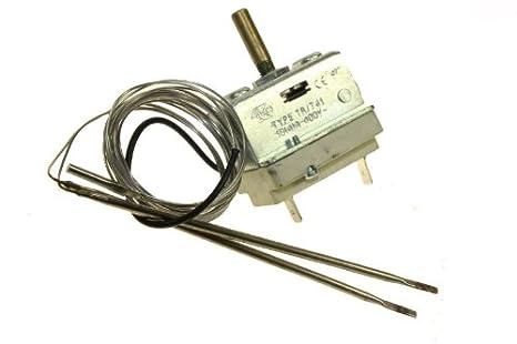Scholtes - Termostato de horno TR/741 doble bulbo - C00074273: Amazon.es: Grandes electrodomésticos