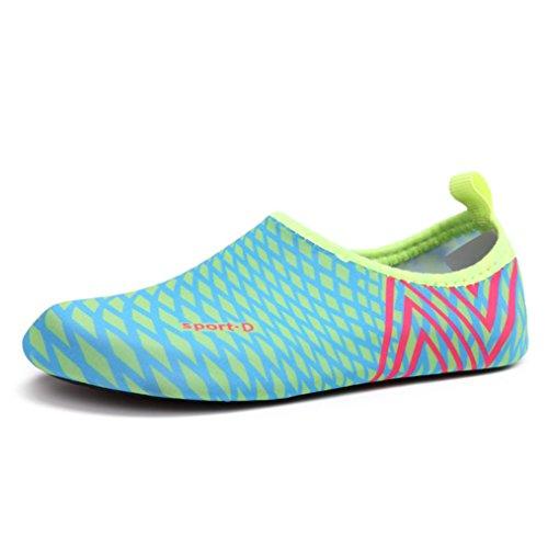 Respirable Secado de Zapatos de Zapatos Natación Piscina Agua Agua de Calzado Playa Unisex Rápido Cosstars de 8qCvv0